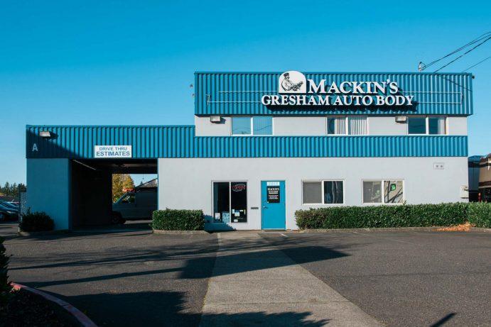 Mackins Gresham