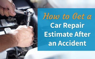 How to Get a Car Repair Estimate After an Accident