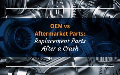 OEM vs Aftermarket Parts: Replacement Parts After a Crash
