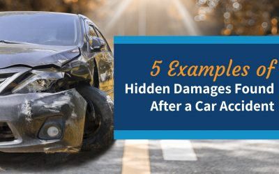 5 Examples of Hidden Damages Found After a Car Accident
